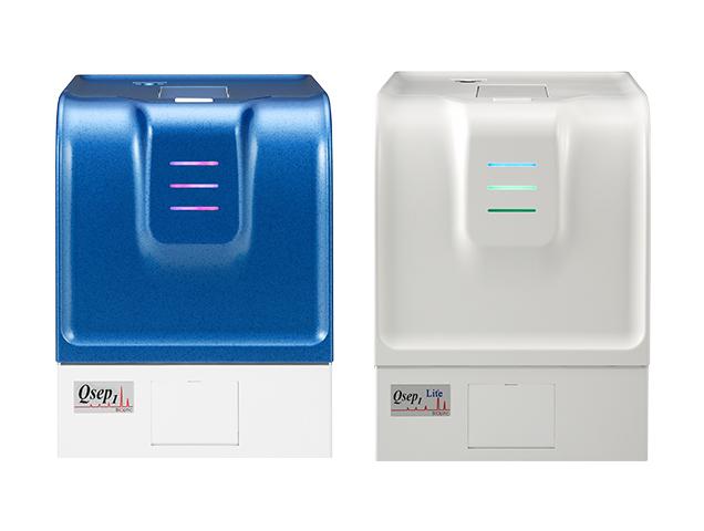 Qsep1,Qsep1-lite 便携式生物片段分析仪