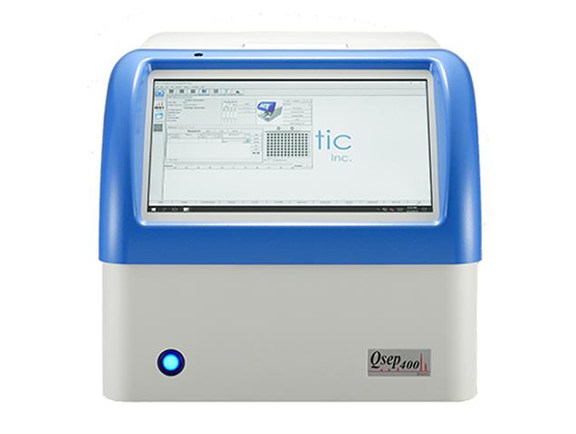 Qsep400高通量生物片段分析仪